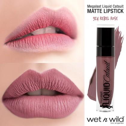 Wet n Wild MegaLast Liquid Catsuit Matte Lipstick