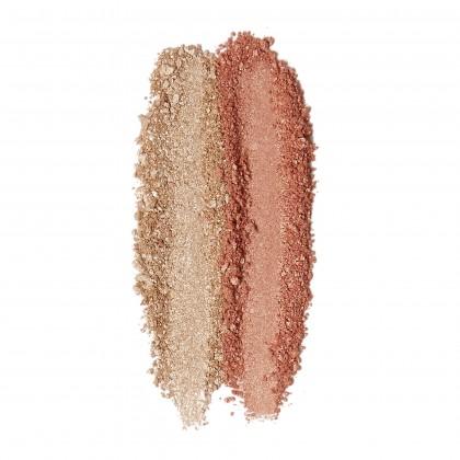 ELF Baked Highlighter & Blush, Rose Gold