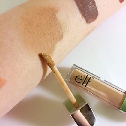 ELF Smooth Matte Eyeshadow, Nude Linen