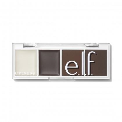 ELF Bite Size Eyebrow, Powder & Wax, 4 Color