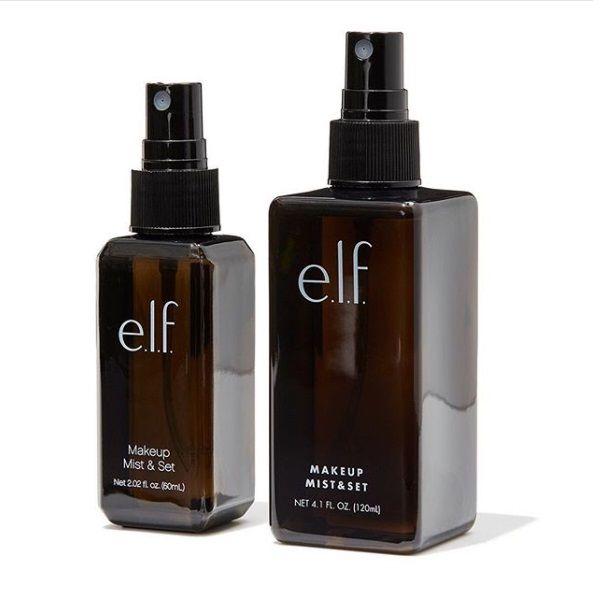ELF Makeup Mist & Set